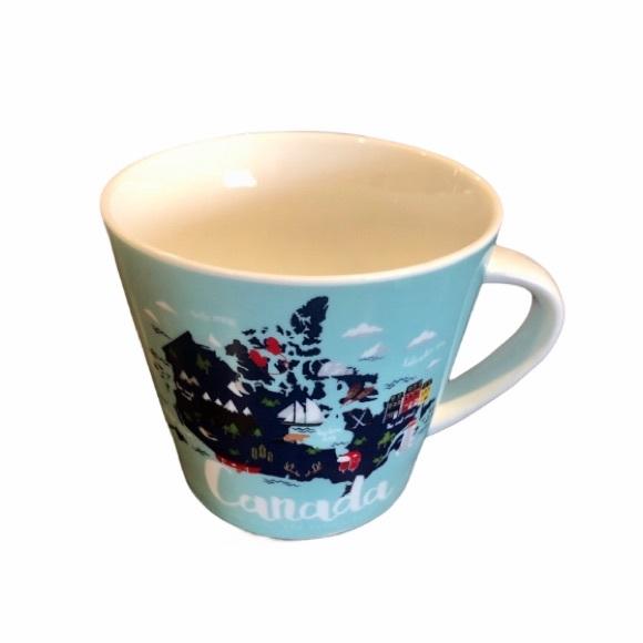 $5 ADD ON Grace's Teaware Canada Mug